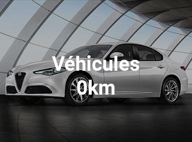 Véhicules 0km